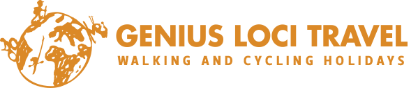 Genus Loci Travel Logo
