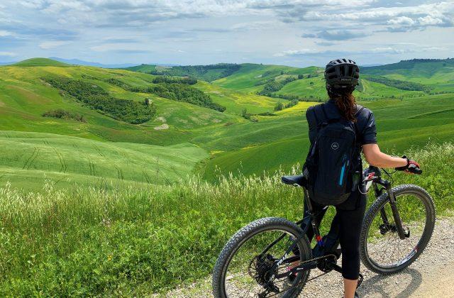Crete Senesi e-bike Tour & SPA – Florence Day Trips