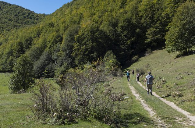 Italia Cammino di san Benedetto 7