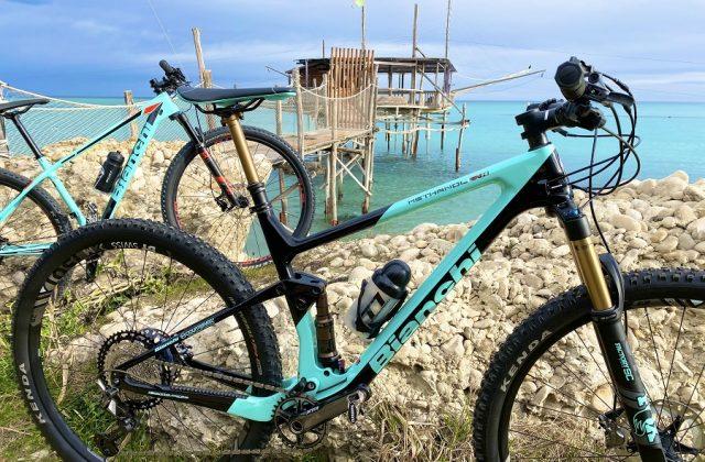 bici bianchi acquisto pescara